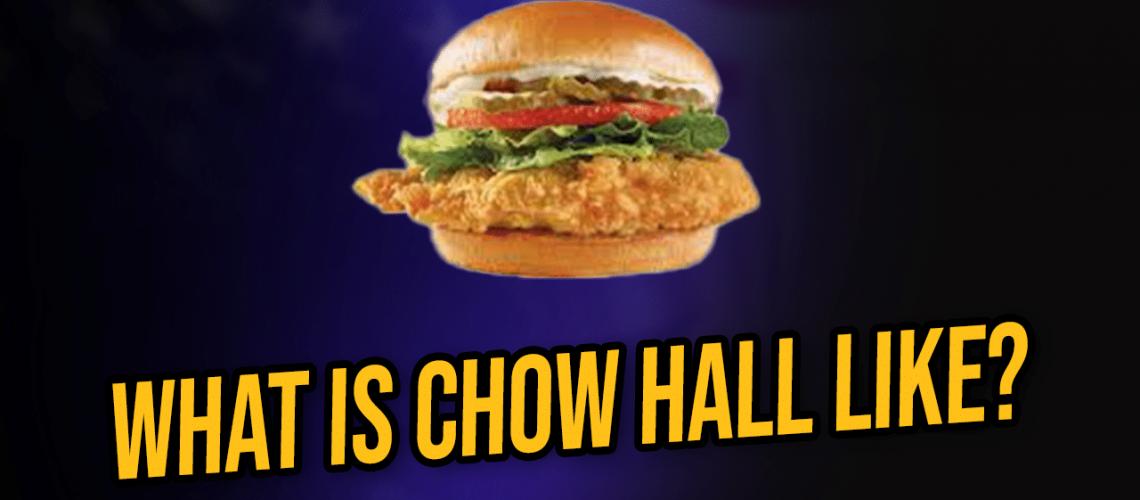 chow hall