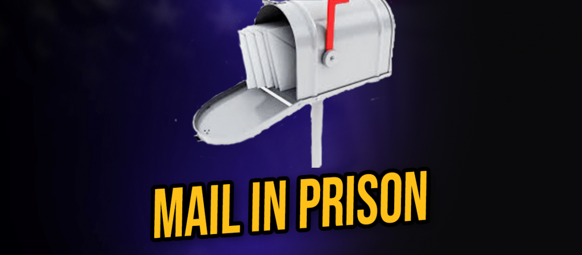 mail in prison